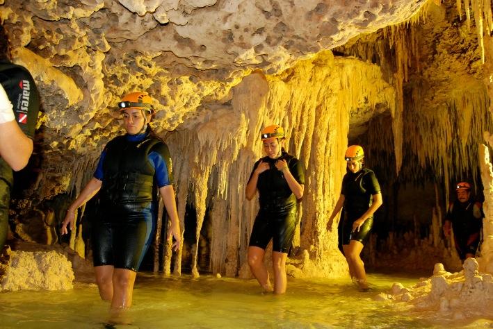 Río Secreto, en la Riviera Maya